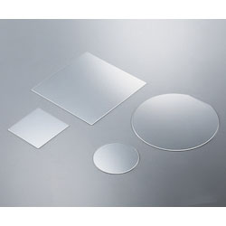Dummy Glass Substrate Alkali-Free Glass φ100mm 25 Sheets