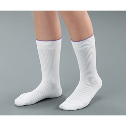 Fungistatic Processed Clean Socks Solclave M 1 Pack (10 Pairs Included)