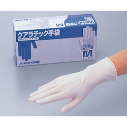 KUALATEC Glove with Powder M 100 Sheets