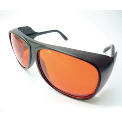 Air Flow And Microparticle Visualization Set Laser Safety Glasses.