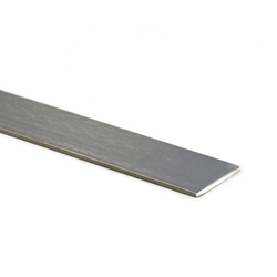 Stainless Steel Plate 2x30x1000 mm
