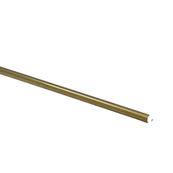 Brass Round Bar 395 mm x 8 mm