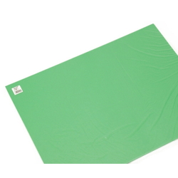 Color Foam 600 x 450 mm Green