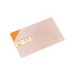 PVC Plate 1x200x300 mm Orange Transparent