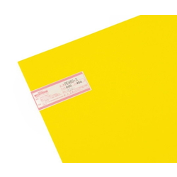 Poly-Plate 600×450 mm, Yellow