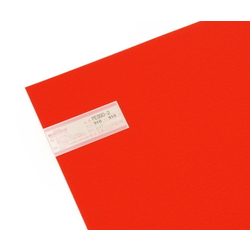Poly-Plate 910×910 mm, Red