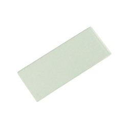 Acrylic Rectangle 50x20x2 mm Transparency