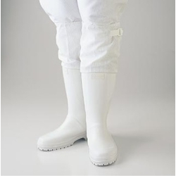 AC Long Boots With Long Cuffs