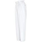 AZ-1255 Ladies' Shirred Pants (Two-Tuck)