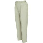 AZ-853 Ladies' Shirred Pants (Two-Tuck)