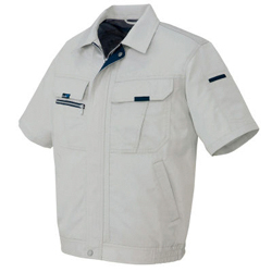 Short-sleeved Blouson 9032