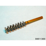 Micro Spiral Brush (Nylon with Polishing Material)