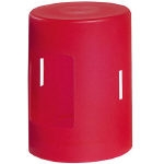 Colored Plastic Pole Cap / Pillar / Base Lid