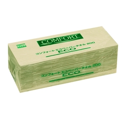 Comfort Eco Paper Towel 200 Sheets