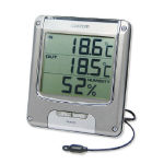 Thermo-hygrometer (External Sensor Type)