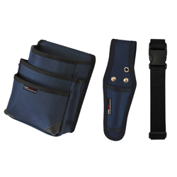 3-Step Waist Bag 3-Piece Set