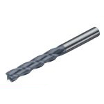 Solid one cut end mill DZ-OCEL4
