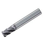 One-Cut Radius End Mill for Heat Resistant Alloy DV-OCSAR Type