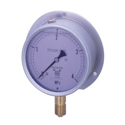 GRK Glycerin Added Pressure Gauge, Rounded Edge Type (B)