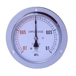 IPT General Compound Gauge, SUS Type, Embedded Type (D, FD)