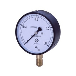 IPT General Compound Gauge, SUS Type For Vapor, Rimless Type (A)