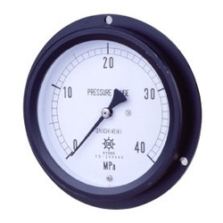 MPK Metal Closed Pressure Gauge SUS, Embedded Type (D)