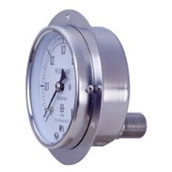UST All Stainless Steel Vacuum Gauge, Embedded Type (D)