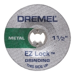 EZ-Lock Grinding Wheel