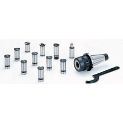 New High Power Milling Chuck Set (NT Shank)