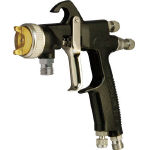 Spray Gun (Pressure Feed Type / Magnesium Alloy / LVMP Specifications)