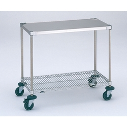 Stainless Steel Working Cart Type 1