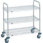 Stainless Steel Utility Cart (SUS304)