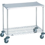 Stainless Steel Working Cart (SUS304) 759X461X815