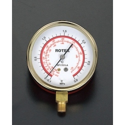 80mm Pressure Gauge [R12, R22] EA105BB-80
