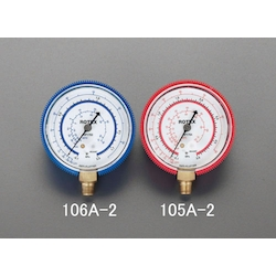 Compound Gauge (R404A, R407C, R134a) EA106A-2