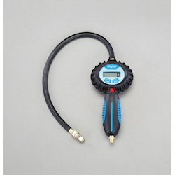 [Digital] Tire Chuck & Gauge EA123CS-1