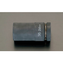 "(1"") Thin Deep Socket For Impact EA164FC-33"