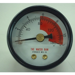 [For EA340AG]The Pressure Gauge EA340AG-2