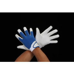 Cowhide Gloves EA353CC-66