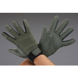 [OD Green] Leather Gloves (Artificial Leather) EA353JB-7