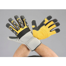 Cowhide Gloves EA353JM-31