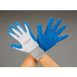 Natural Rubber Coating Thin Gloves EA354AB-92