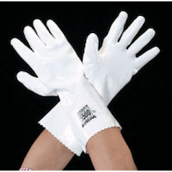 [Oil-proof & Solvent-proof] Gloves EA354BF-2