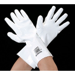 Solvent-proof Polyurethane Gloves EA354BF-2B