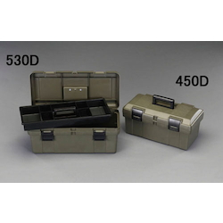 [OD Green] Tool Box with Inner Tray EA505K-450D