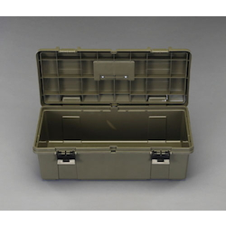 [OD Green] Double Lid Tool Box EA505K-690D