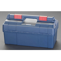 Double Swing Tool Box with Inner Tray EA505KC-1
