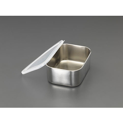 [Stainless Steel] Deep Box (With Lid) EA508SB-322