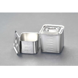 [Stainless Steel] Shallow Box (With Lid) EA508SC-42