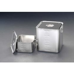 [Stainless Steel] Deep Box (With Lid) EA508SC-53